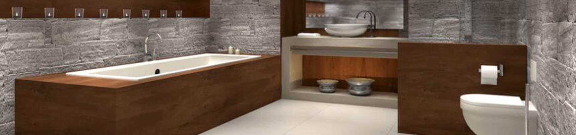 Privates Luxus-Spa? Höchste Zeit – für ein Bad mit Naturstein!