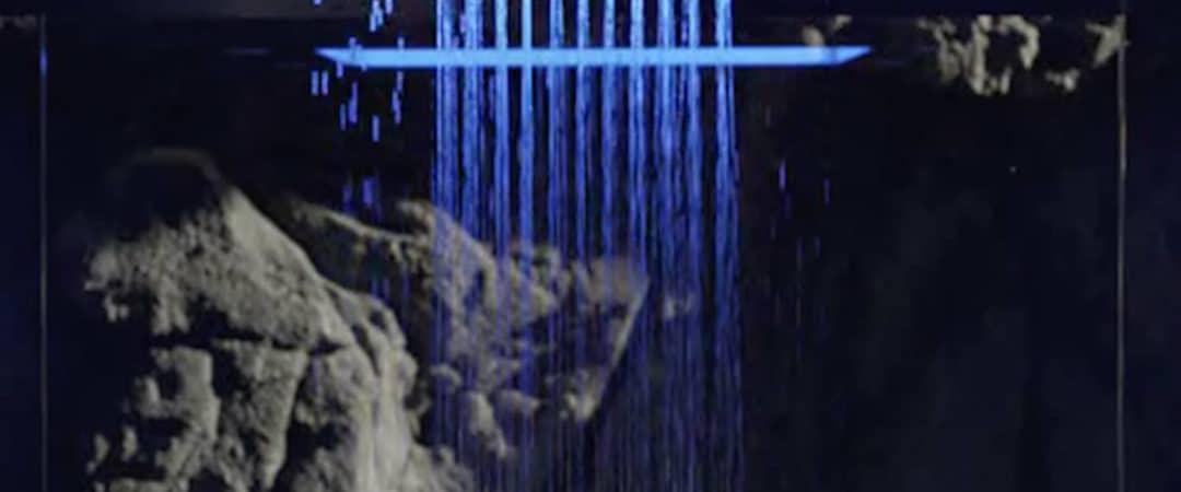 Dornbracht Sensory Sky: Duschen wie unter freiem Himmel!
