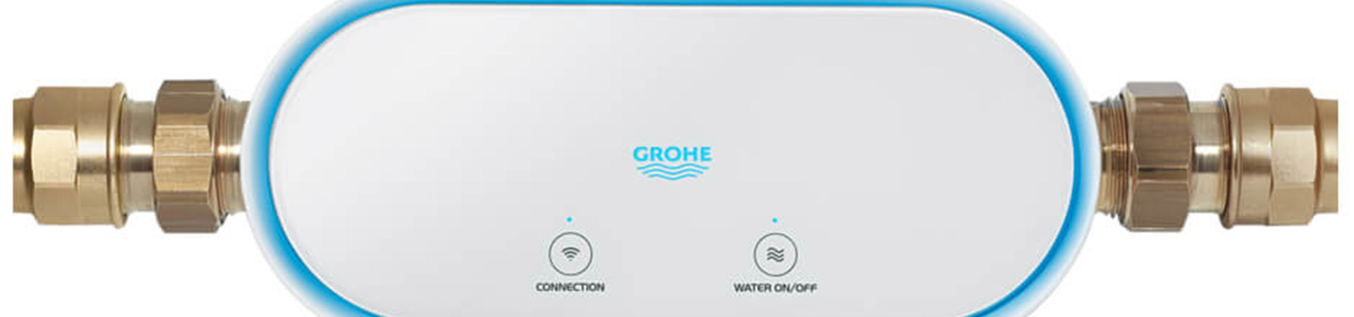 Grohe Sense Guard: der perfekte Schutz vor Wasserschäden